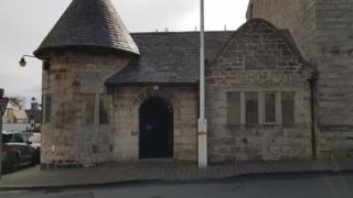 Castletown Police Station
