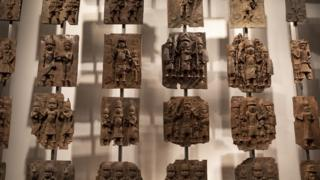Benin Bronzes at the British Museum
