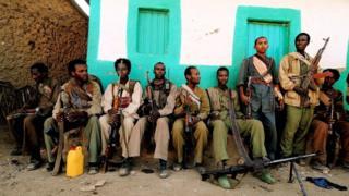 Des combattants de l'ONLF (photo d'archives)