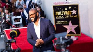 Tyler Perry become first black man to open big film studio for America