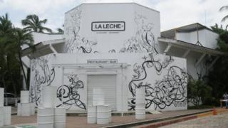 Restaurante La Leche de Puerto Vallarta