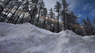 Valais, including the Zermatt resort, was hit by heavy avalanches in January