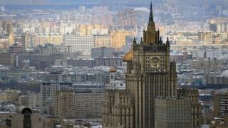 Россиянын Тышкы иштер министрлиги