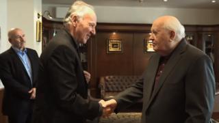 Горбачев, кадр из фильма