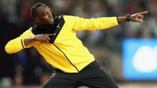 Usain Bolt elere ori papa ni