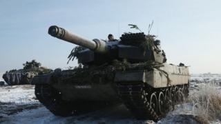 танк Leopard