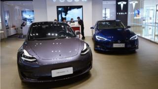 Tesla factories