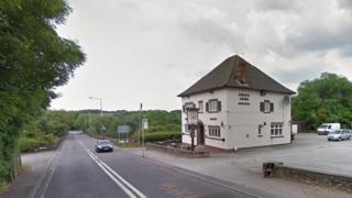 Arden Arms pub on Ashton Road in Denton