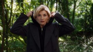 Jodie Whittaker, la nueva Dr. Who