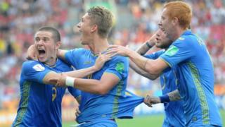 Молодіжна збірна України