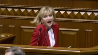 Бляха-муха Ірини Луценко