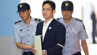 The judgement don affect Samsung shares
