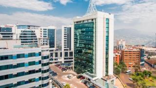 अफ्रीका का किगाली शहर