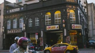 位于台北市南京西路的天马茶房是228事件的引爆点