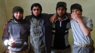 Grupo de islamistas