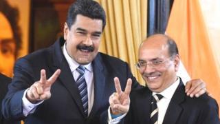 व्हेनेझुएला, अमेरिका, भारत