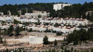 مستوطنة إسرائيلية في القدس الشرقية