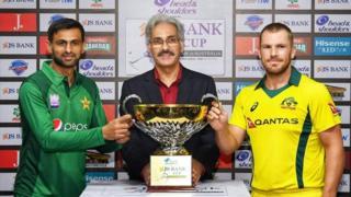 پاکستان اور آسٹریلیا