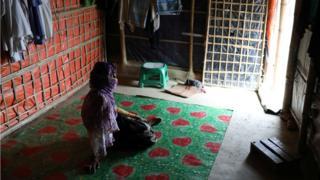 مسلمة روهينجية