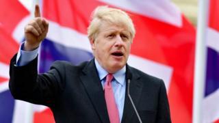 A họpụtala Boris Johnson ka Praim Minista Briten ọhụrụ