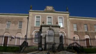 Downpatrick court
