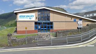 Afan Valley Swimming Pool, Cymmer