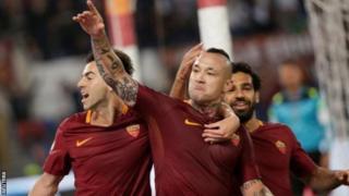 Roma walisababisha ligi kuendelea kwa wiki nyengine baada ya ushindi wao dhidi ya Juventus