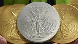 медали олимпиады в Рио