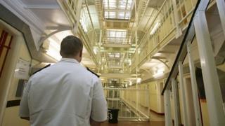 Worker at Pentonville Prison