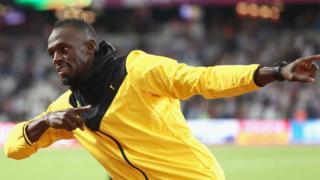 Les adieux de Usain Bolt, dimanche 13 août