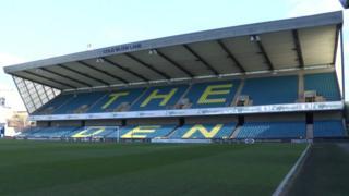 Millwall FC stadium