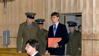 В советском суде Матиас Руст заявил, что его полет был призывом к миру