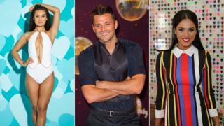 Montana Brown, Mark Wright, Vicky Pattison