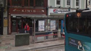 Kiwis bar in Cardiff