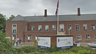 Devon and Cornwall Police HQ