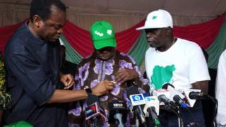 Donald Duke, Olusegun Obasanjo ati Olagunsoye Oyinlola