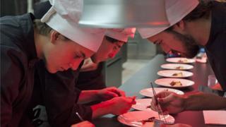 Divulgação Centro Culinário Basco/BBC