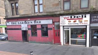 Saracen Bar