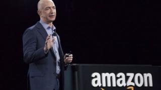Amazon Джефф Безос