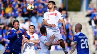 Türkiye-İzlanda maçı
