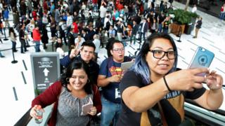 Apertura de Apple en México