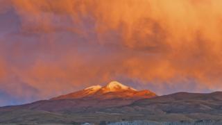 Vulcão Uturuncu, na Bolívia
