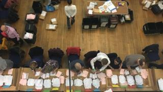 The count in Cambridge