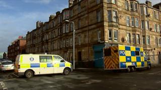 Elizabeth Street in Glasgow