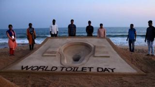 فقط ۳۸ درصد مردم دنیا به توالت بهداشتی دسترسی دارند