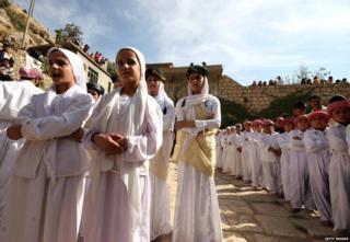 yazidi youth