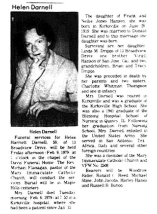 in_pictures The obit that led CeCe Moore to a new match