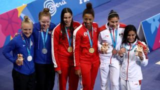 Estados Unidos medallas