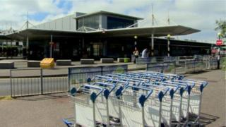 Belfast International Airport