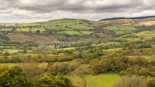 Cynnghordy viaduct